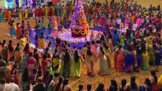 T.A.T.A.- NJ Bathukamma Celebrations GRAND Success