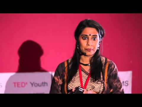 Ordinary People, Extraordinary Change Makers -  The Journey   Ms. Soha Moitra   TEDxYouth@NMS