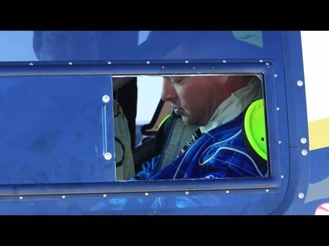 Major Steve Snow  - Driver - Team MoHo - Pink Flamingo RV Radio