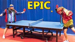 Ping Pong Fashion Challenge