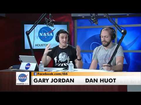 Space Station Crew Member Discusses Life in Space on a NASA Podcast