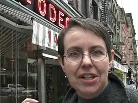 Deirdre's Tour of a Few New York City Bars