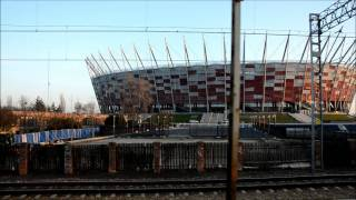 Polish National Stadium for Euro 2012 in Warsaw