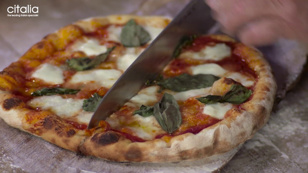 Learn How To Make The Best Homemade Pizza With Gennaro Contaldo