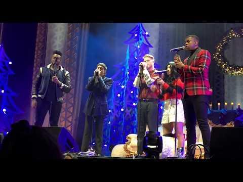 Pentatonix - Hallelujah Washington, DC December 2, 2018
