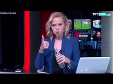TRT Spikeri Tijen Karaş Darbe Bildirisini Okumadan Saniyeler Önce Çekilen Görüntüleri