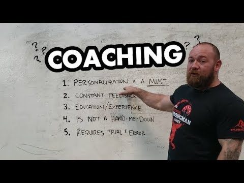 Is Your Coach a COACH? How to Find Good Coaching 5 Qualities of a Good Powerlifting/Strength Coach