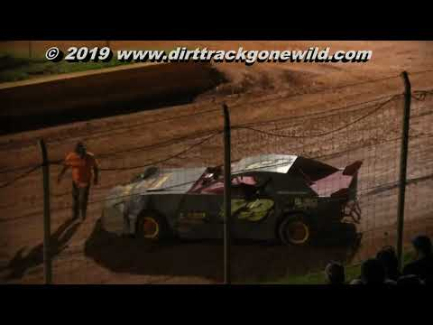 Modified Street Main @ Toccoa Raceway August 3rd 2019