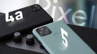 Обзор Google Pixel 5 и Pixel 4a / КАМЕРА / СРАВНЕНИЕ с iPhone 12 и Samsung Galaxy S20 FE