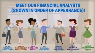 "Finance Jobs Explained (excerpt from ""The Complete Financial Analyst Training and Investing Course"""