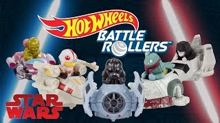 Introducing All New Hot Wheels Battle Rollers | Battle Rollers | Hot Wheels