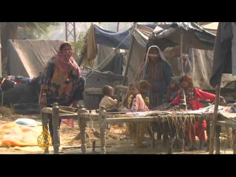 Thousands left homeless in flood-stricken Sindh province