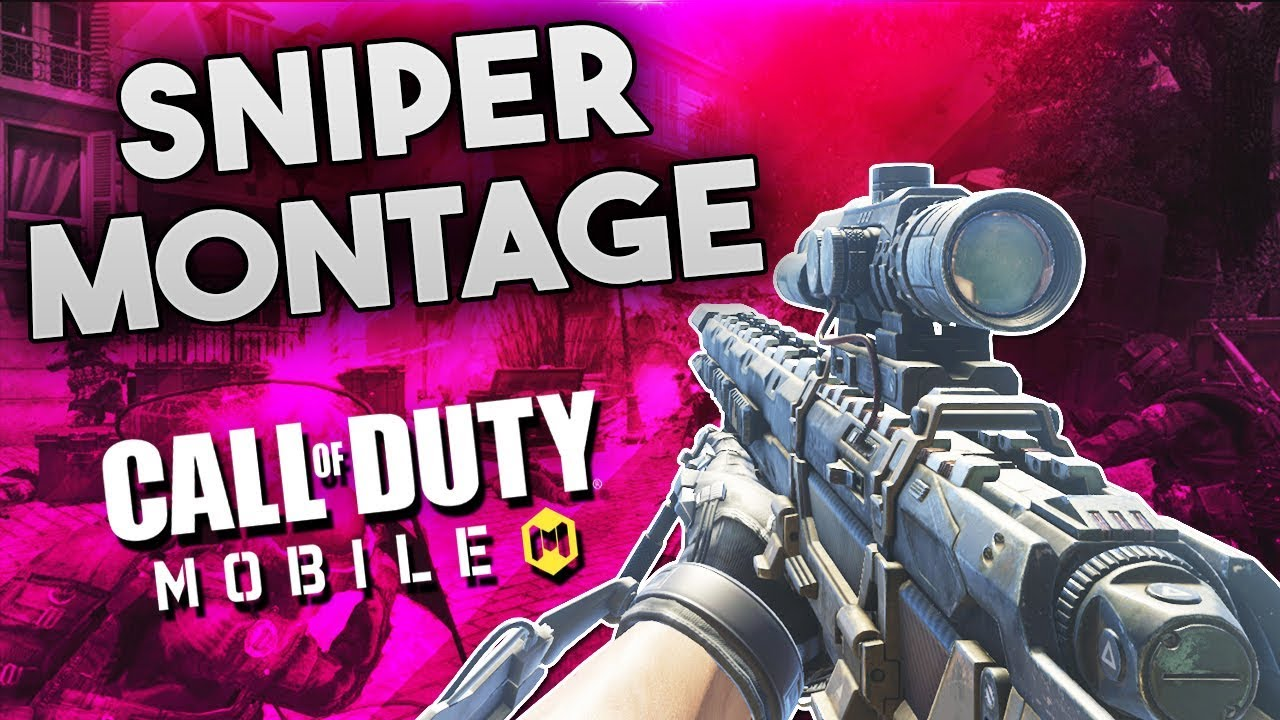 Sniper Montage Call Of Duty Mobile Youtube