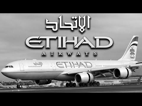 History of Etihad Airways | Story Behind Success ᴴᴰ