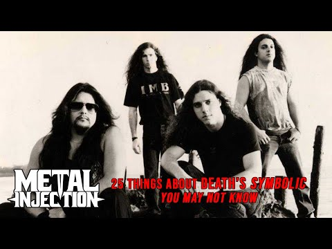 25 Things About DEATH's Symbolic You May Not Know | Metal Injection