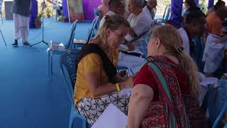 The Congregational Ministry Participates in the ISKCON Leadership Sanga 2018