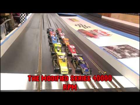Slot Car Modified Series Tour LI