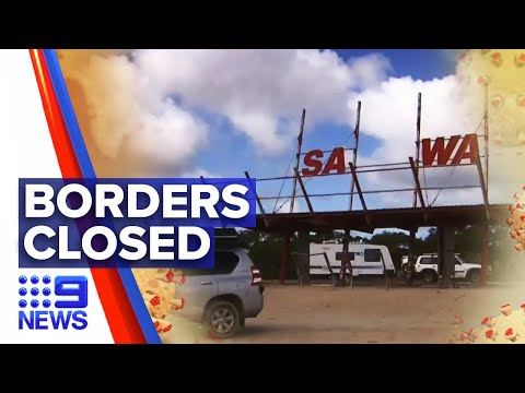 WA Borders Officially Closed