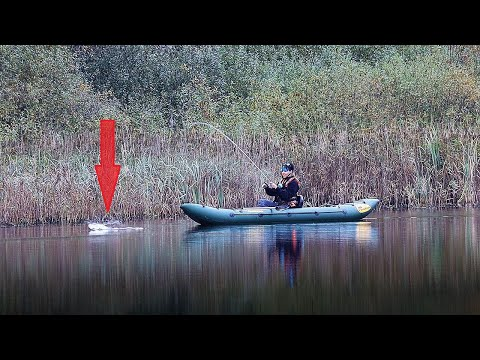 РЫБАЛКА на КАЯКЕ | Ловля щуки на спиннинг | Тактика ловли на дикаре #206