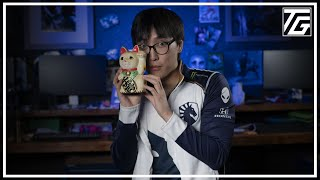 Doublelift wants to hit RANK ONE and have TL go UNDEFEATED