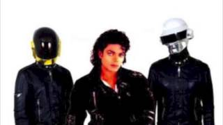 Michael Jackson & Daft Punk- Give life back to music ( Bad Acapella Edit )