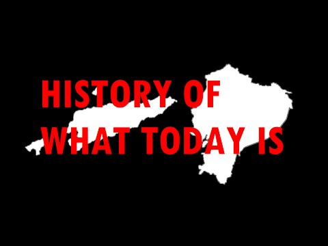 History of what today is: East Timor + Ecuador [#35]