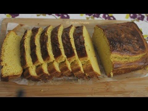 Corn Bread | Gluten Free Bread | Zero Refined Flour Bread