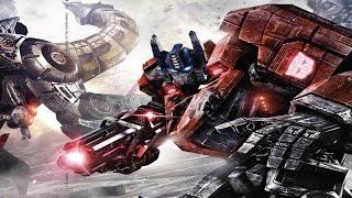 Transformers - War for Cybertron - All Cutscenes (Game Movie) 1080p PC
