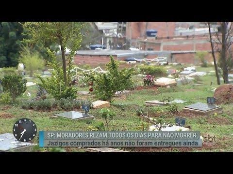 Cemitério não entrega jazigos comprados há mais de 20 anos | Primeiro Impacto (29/08/18)