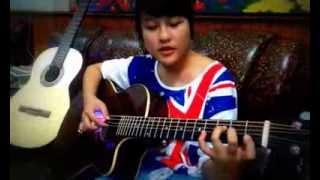 con yêu mẹ - guitar cover