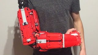 LEGO Iron Man Arm MKV