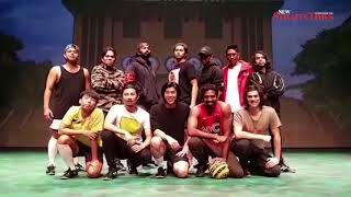 And now, Ola Bola The Musical