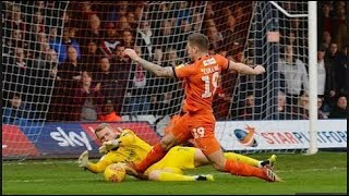 Luton Town 0 Barnsley 0   Match Review