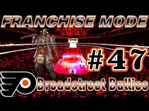 "NHL 17 Franchise | Philadelphia ep. 47 ""With AUTHORITY"""