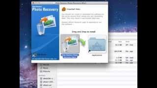 How To Install Photo Recovery Software (Mac)