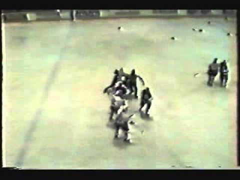 Spitfires vs Soo Brawl 1990