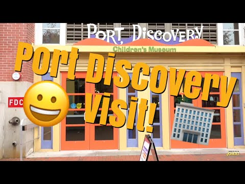 Port Discovery Visit