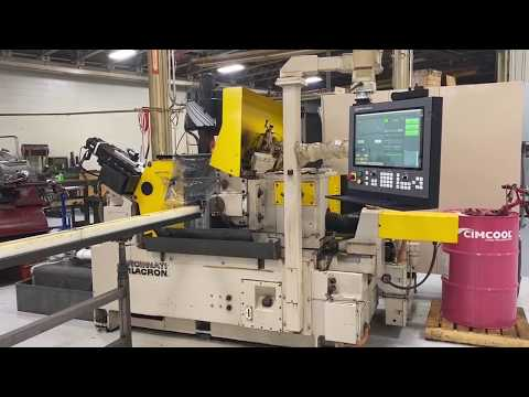 Cincinnati Milacron 325-12 Centerless Grinder with MachMotion CNC Retrofit
