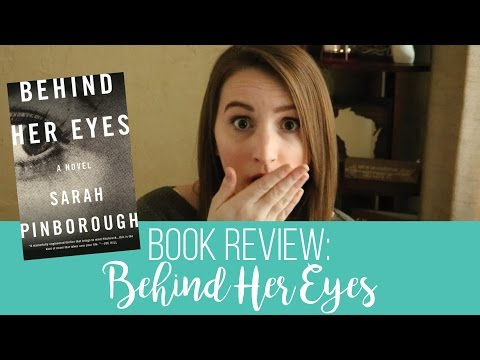 BEHIND HER EYES - Book Review