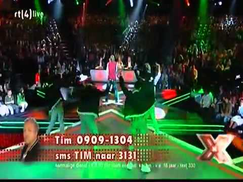 The X Factor 2011 - Liveshow 2 - Tim: Supersession
