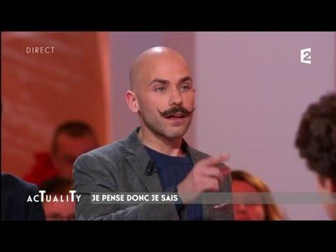 Viktor Vincent le mentaliste : « Je pense donc je sais » #AcTualiTy