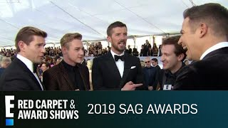 "Baixar ""Bohemian Rhapsody"" Cast Reacts to ""Unbelievable Response"" 