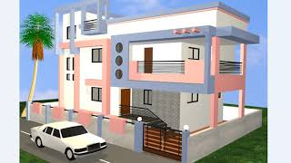 3D EXTERIOR DESIGNS CONCEPT FOR NEW 3D DESIGNERS