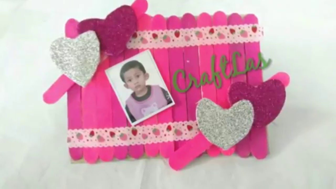 Kids Arts And Crafts Ideas For Valentine's Day| How To | Kids ...