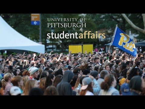 Student Affairs at the University of Pittsburgh