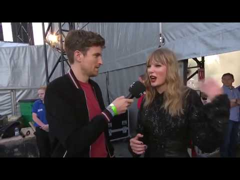 Taylor Swift -interview  2018 first interview in over 2 years