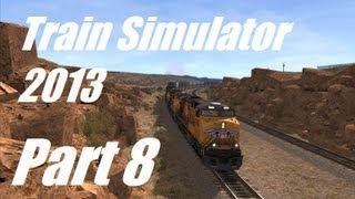Train Simulator 2013 - Part 8 - Up Seeberg Valley