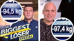 Gewinner vs. Ex-Rekordhalter: Gemeinsam knapp 200 Kilo verloren   The Biggest Loser Spezial   SAT.1