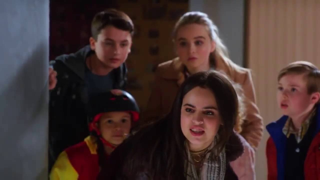 Adventures In Babysitting 2016 Tv Trailer Youtube