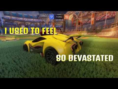 I USED TO FEEL SO DEVASTATED